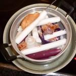 au-bain-marie kaarsen smelten